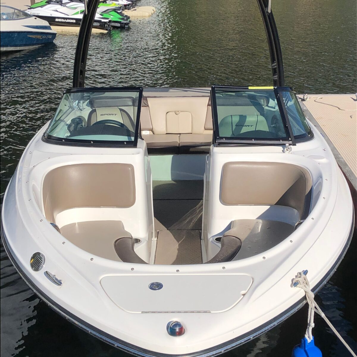 Sea Ray Front View